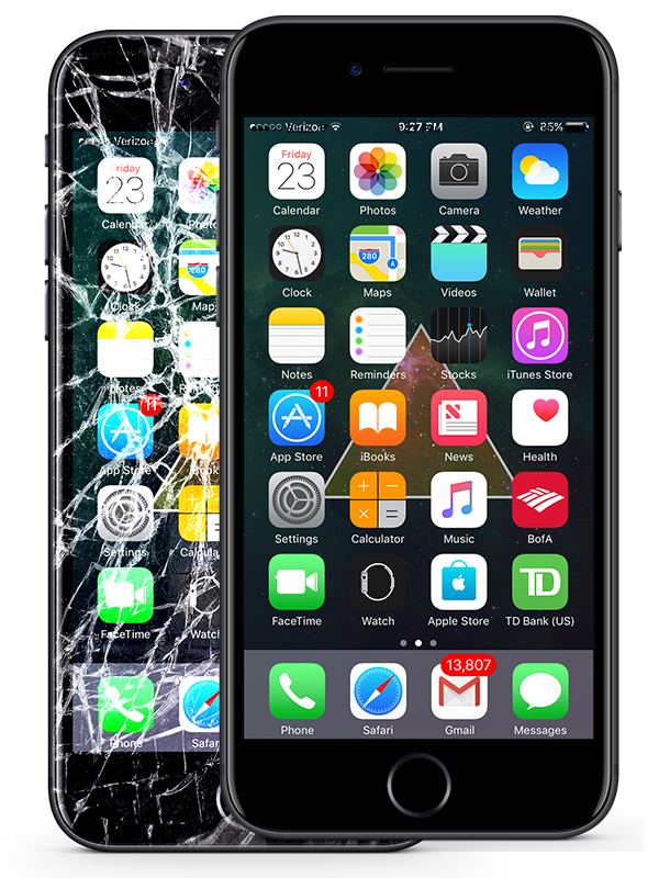 iphone 7 display spart